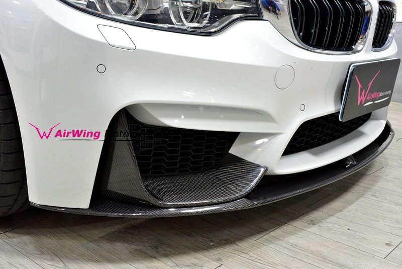 BMW F80 M3-F82 M4 Performance Carbon Front lip 03