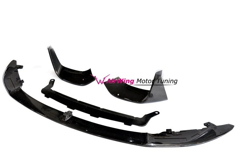 BMW F80 M3-F82 M4 Performance Carbon Front lip 04