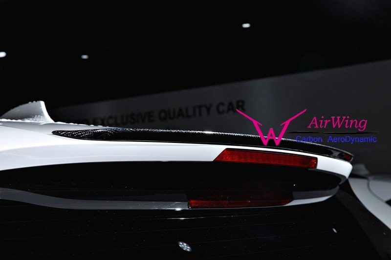 F15 - Performance style Carbon Trunk Spoiler 03