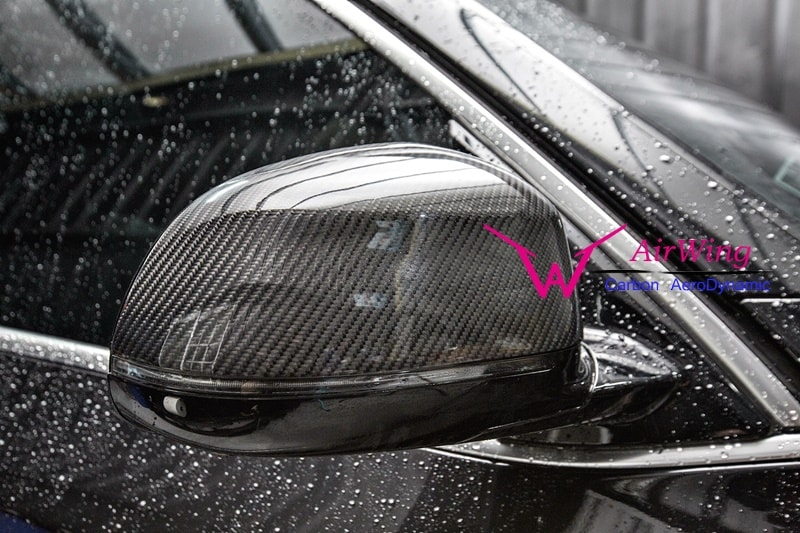 F15 F16 - Performance style Carbon mirror cover set 02