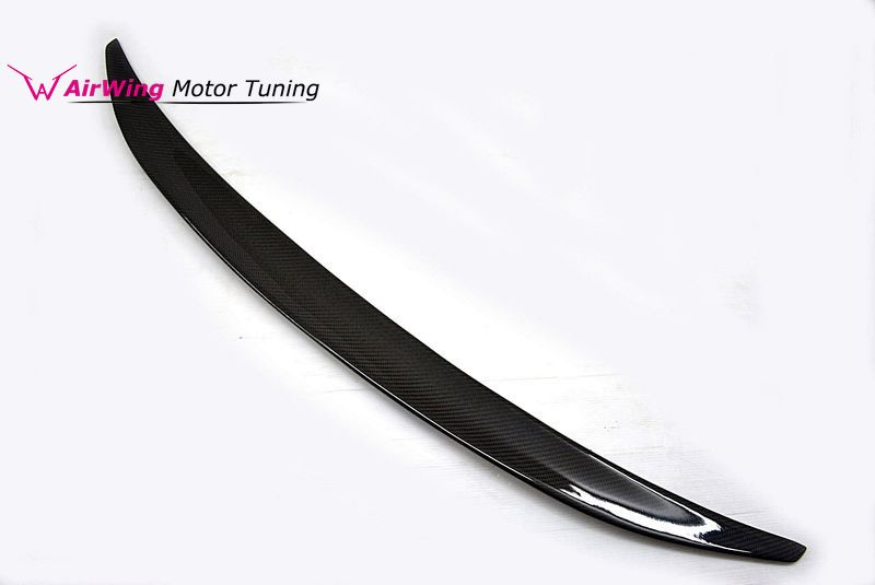 F30 - Performance style Carbon trunk spoiler 4