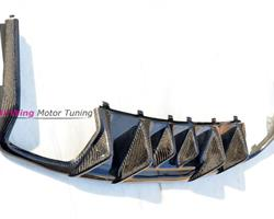 W218 – Airwing style Carbon Rear Diffuser