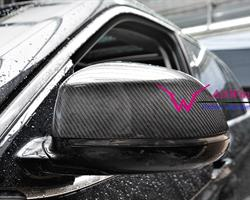 F15 F16 - Performance style Carbon mirror cover set