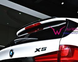 F15 - Performance style Carbon Trunk Spoiler