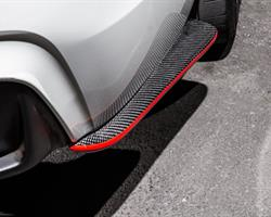 F32 F33 F36 – Future Design carbon Rear bumper splitter