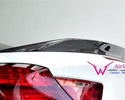 F06 F13 – 3D style Carbon Trunk Spoiler