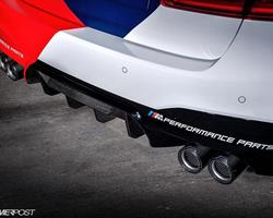F90 M5 - Performance style Carbon Rear Diffuser