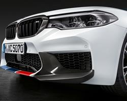 F90 M5 - Performance style Carbon Front Splitter