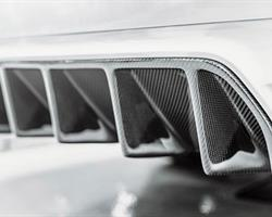 F90 M5 – Future Design style Carbon Rear Diffuser