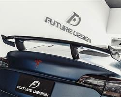 MODEL3 - Future Design GT Carbon Rear Wing
